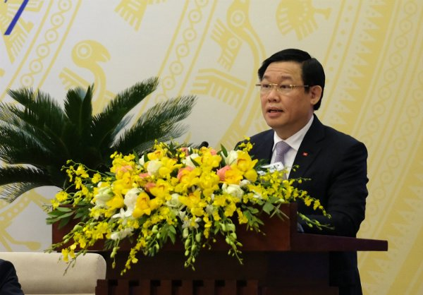 Chinh phu dat muc tieu tang truong GDP dat 6,7% trong nam 2018 hinh anh 1