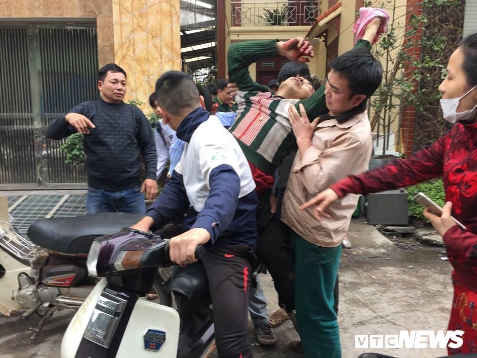 Vu no o Bac Ninh: Them 1 nguoi bi dau dan lam bi thuong hinh anh 1