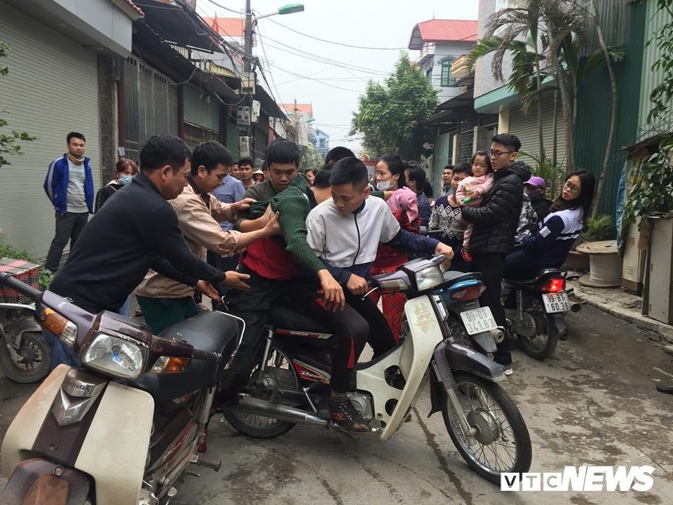 Vu no o Bac Ninh: Them 1 nguoi bi dau dan lam bi thuong hinh anh 2