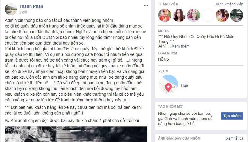 Xe 7 cho 'cho khach chui' tuyen Hue - Da Nang: Hang loat khach bi doa giet hinh anh 5