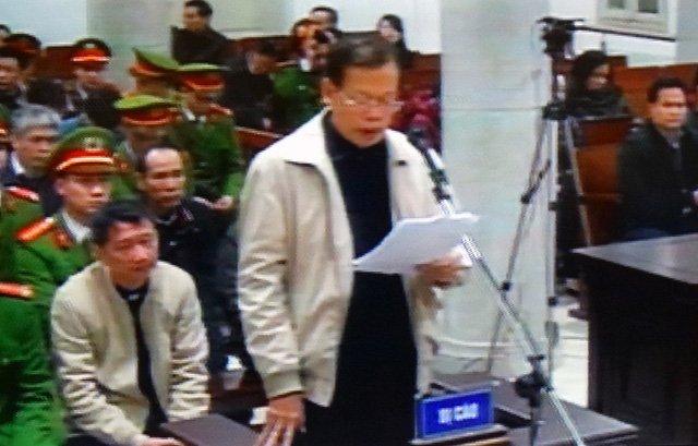 Cuu Tong Giam doc PVN Phung Dinh Thuc: 'Khong the tuong tuong phai doi mat muc an 12-13 nam tu' hinh anh 1