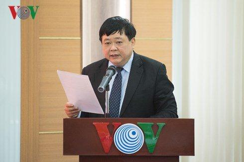 Thuong tuong To Lam du va chi dao Hoi nghi kiem diem Ban Thuong vu Dang uy VOV hinh anh 2