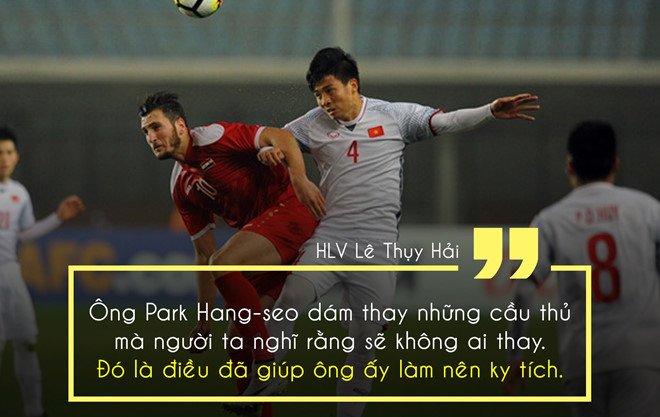 100 ngay dang nho cua HLV Park Hang Seo voi bong da Viet Nam hinh anh 3