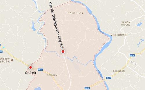 BOT Thai Nguyen - Cho Moi chinh thuc thu phi tu 25/1 hinh anh 2