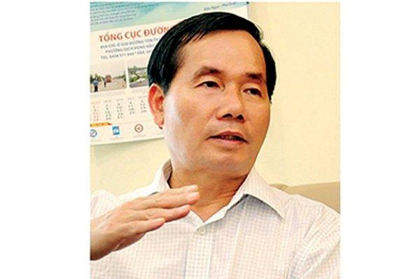 Tong cuc truong Tong cuc Duong bo: 'Du can cu 'phat nguoi' vi pham dung xe qua 5 phut tai BOT' hinh anh 1