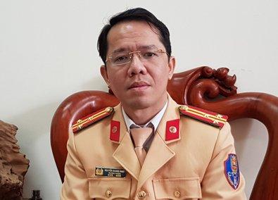 Tong cuc truong Tong cuc Duong bo: 'Du can cu 'phat nguoi' vi pham dung xe qua 5 phut tai BOT' hinh anh 3