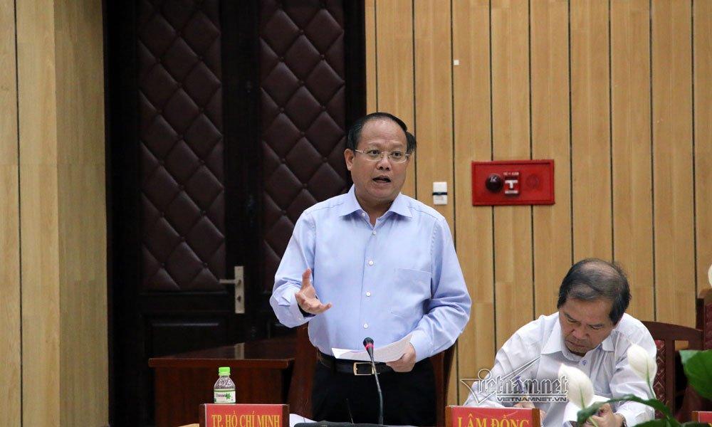Truong Ban To chuc Trung uong: 'Chung ta dang co van de trong kiem soat quyen luc' hinh anh 3