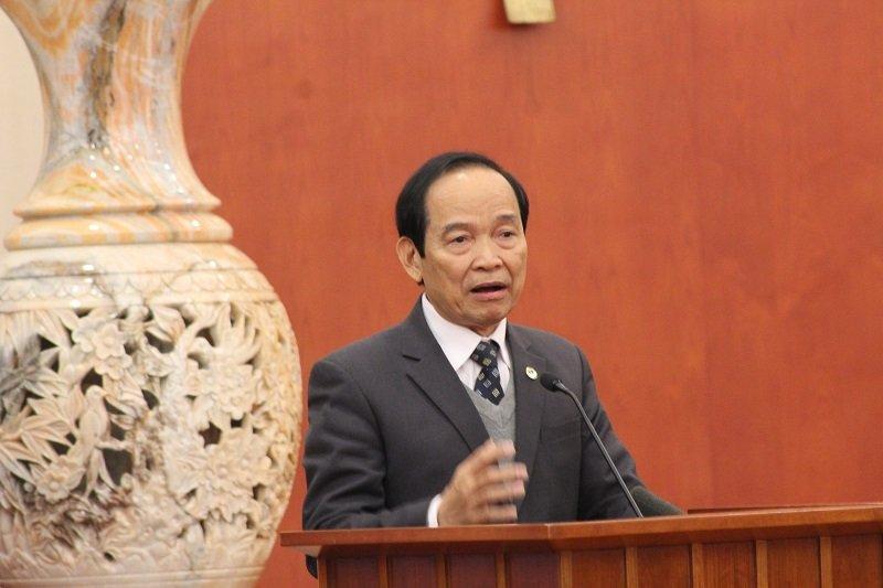 Tong Bi thu: 'Vu Oceanbank sau Tet xu, khong de khong khi Xuan nang ne' hinh anh 2