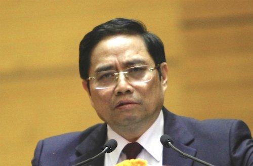 Trung uong xay dung de an ve doi ngu can bo cap chien luoc hinh anh 1