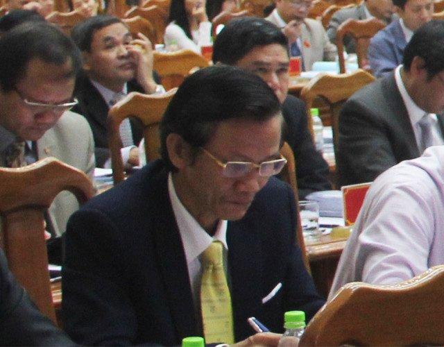 Ky luat canh cao Giam doc So Noi vu Quang Nam hinh anh 1