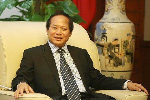 Bo truong Truong Minh Tuan gui thu chuc Tet nganh Thong tin va Truyen thong hinh anh 1