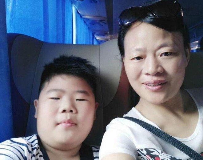 Cau be 9 tuoi mac ung thu lam bai thi tren giuong benh khien dan mang Trung Quoc xon xao hinh anh 3