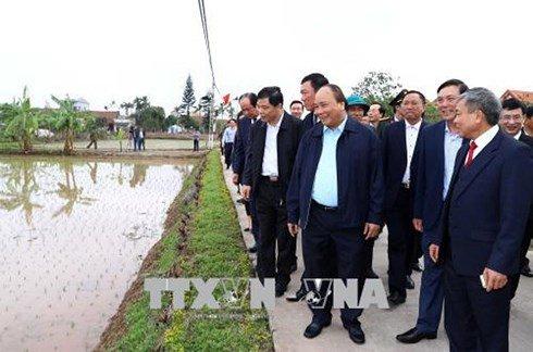 Vi sao nam nay Thu tuong khong chuc Tet Van phong Chinh phu? hinh anh 1