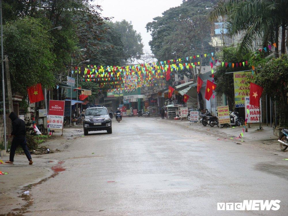 Ra Gieng, dan xu Thanh no nuc to chuc 'an Tet lai' hinh anh 1