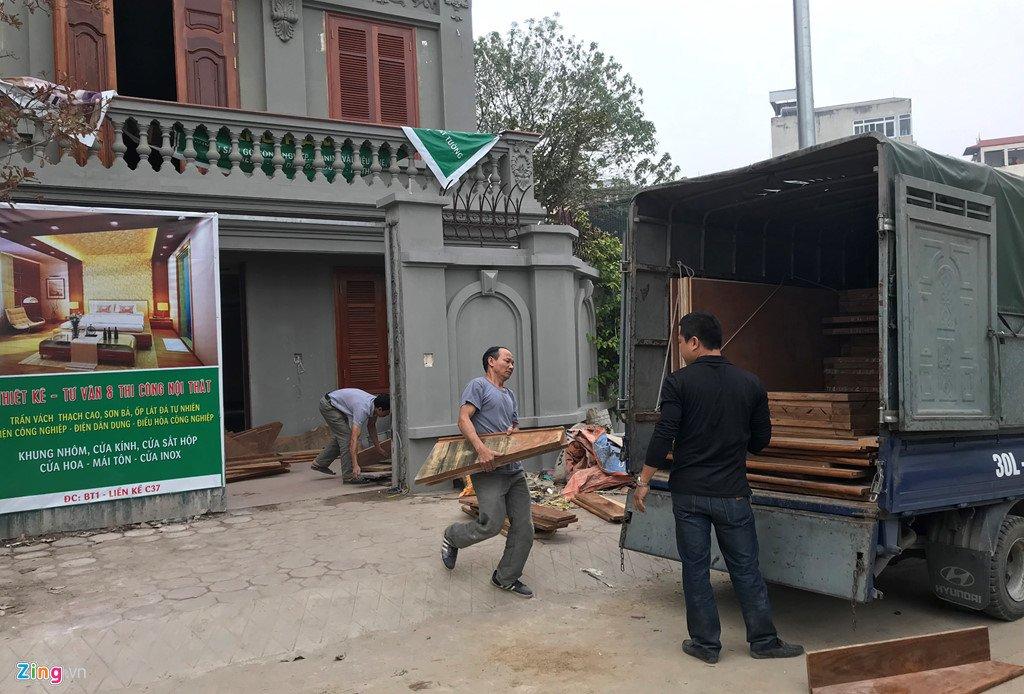 Anh: Biet thu sai phep cua nguyen Cuc truong C50 Nguyen Thanh Hoa hinh anh 5