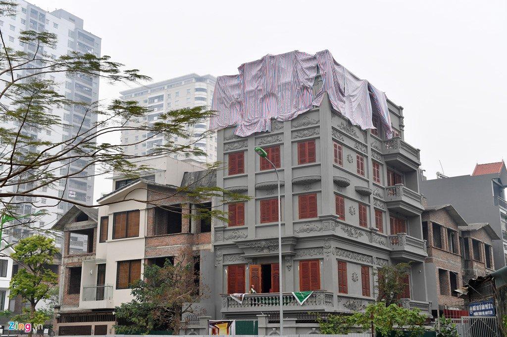 Anh: Biet thu sai phep cua nguyen Cuc truong C50 Nguyen Thanh Hoa hinh anh 10