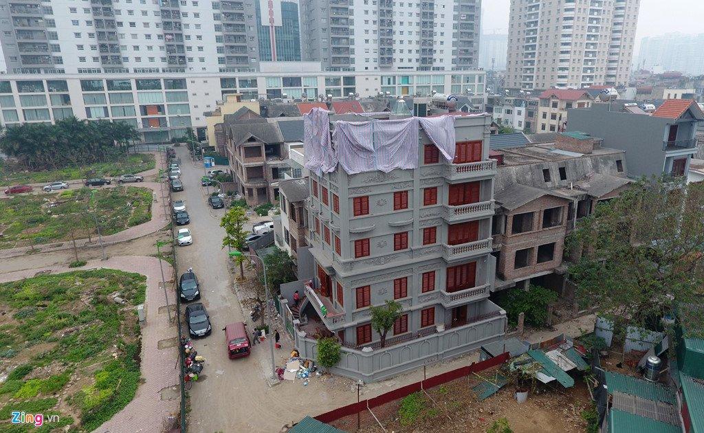 Anh: Biet thu sai phep cua nguyen Cuc truong C50 Nguyen Thanh Hoa hinh anh 2