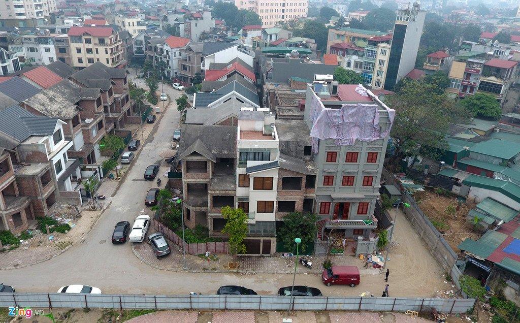 Anh: Biet thu sai phep cua nguyen Cuc truong C50 Nguyen Thanh Hoa hinh anh 4