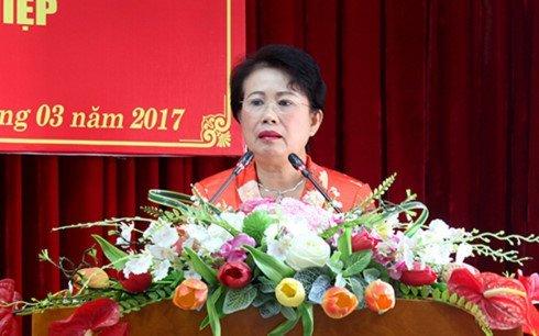 Tiep tuc ky luat Pho Bi thu Tinh uy Dong Nai Phan Thi My Thanh hinh anh 1