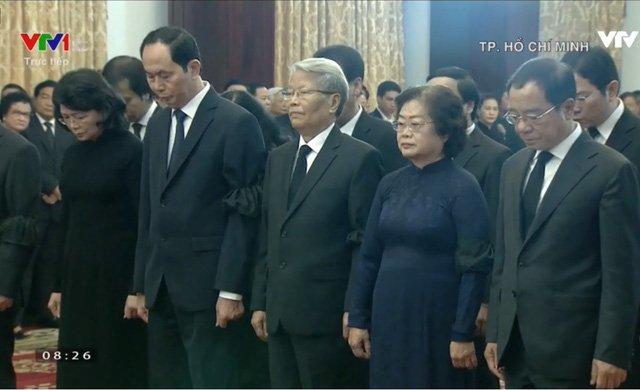 Nhung hinh anh dau tien trong le tang nguyen Thu tuong Phan Van Khai hinh anh 4