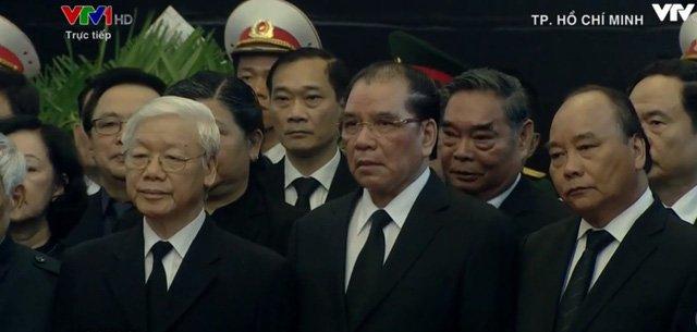 Nhung hinh anh dau tien trong le tang nguyen Thu tuong Phan Van Khai hinh anh 3