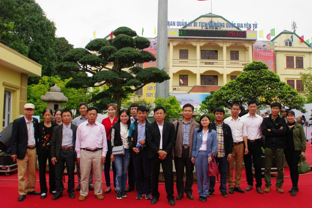 Anh: Ngam tieu canh vuon Nhat tri gia gan 10 ty dong o Quang Ninh hinh anh 10