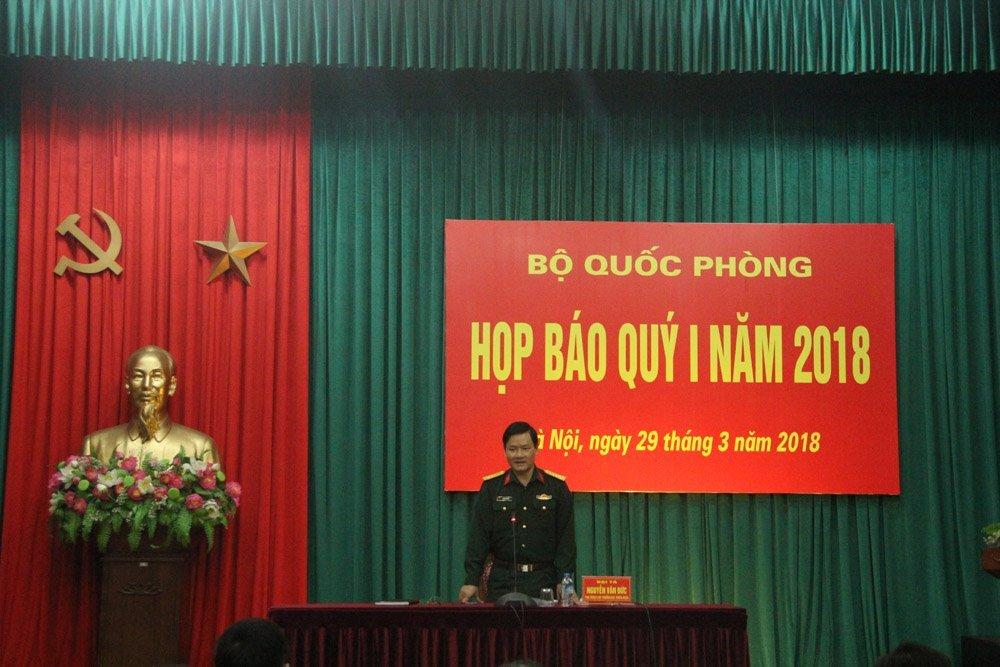 Bo Quoc phong lan dau len tieng viec dieu tra vu Ut 'troc' hinh anh 1
