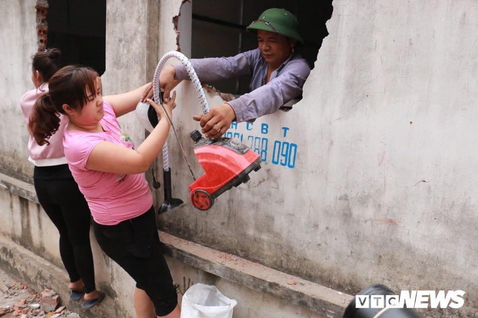 Chay cho Quang o Ha Noi: Thong tin chinh thuc hinh anh 2