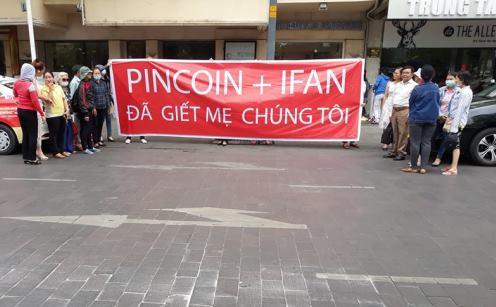 Dan Sai Gon treo bang ron to duong day 'lua dao bang tien ao hon 15 nghin ty dong' hinh anh 2