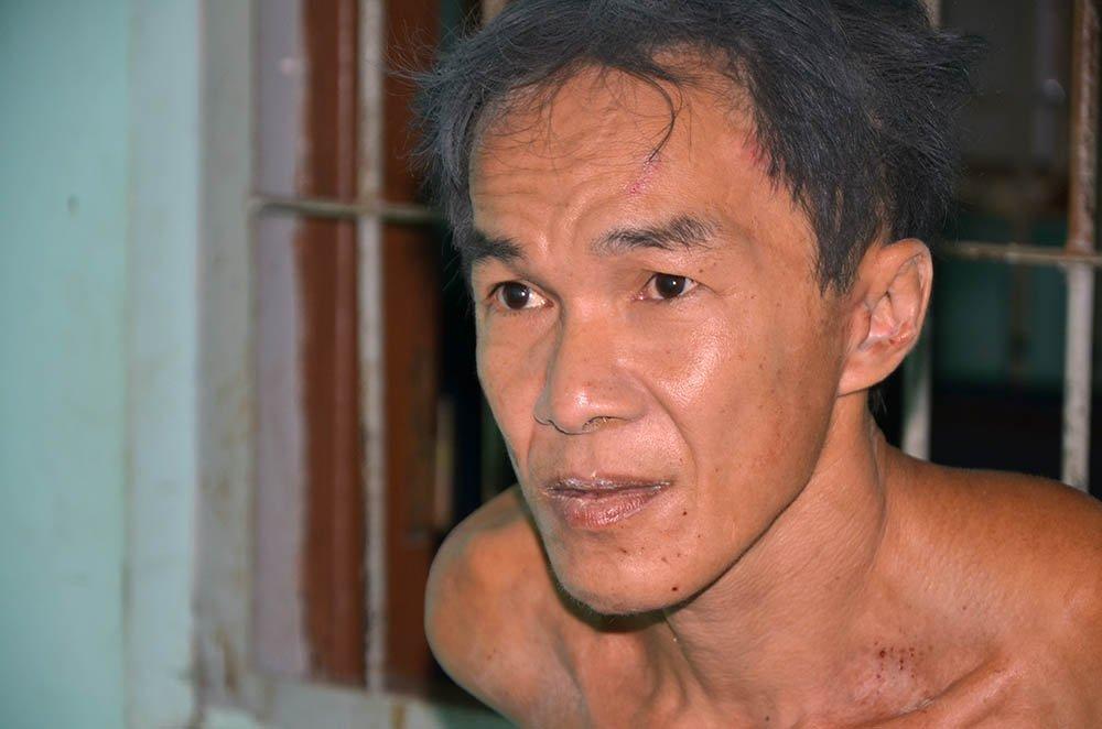 Sat hai hang xom da man, chem cong an trong thuong o Dong Thap: Khoi to vu an hinh anh 1