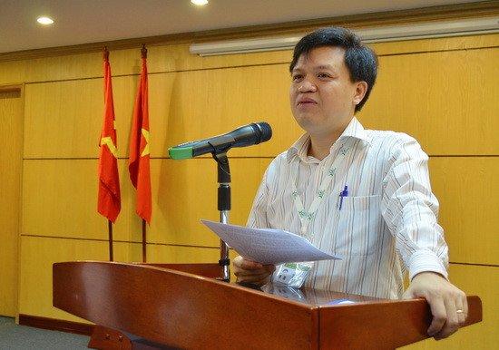 Bo nhiem Quyen Tong cuc truong Bien va Hai dao: Bo TN-MT len tieng hinh anh 2