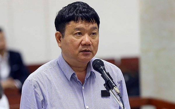 Ong Dinh La Thang bi de nghi ky luat muc cao nhat hinh anh 1