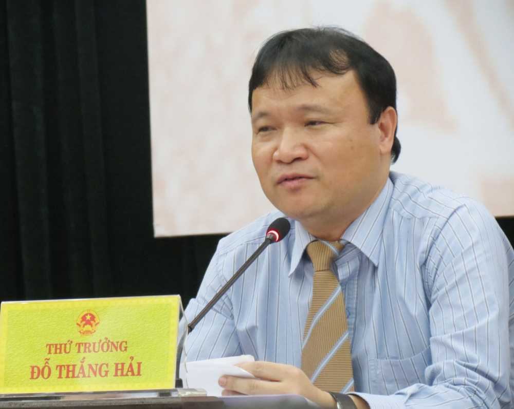 Bo nhiem con trai cuu Bo truong Vu Huy Hoang, Bo Cong thuong noi gi? hinh anh 1