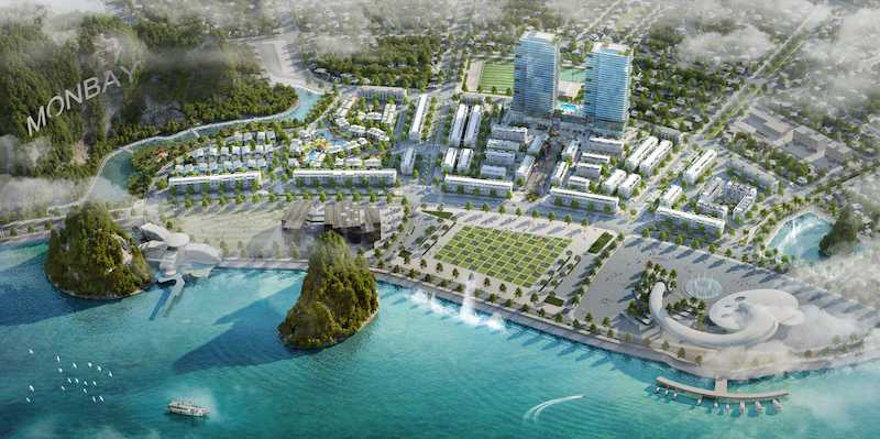 HD Mon Holdings chinh thuc mo ban du an Mon Bay hinh anh 1