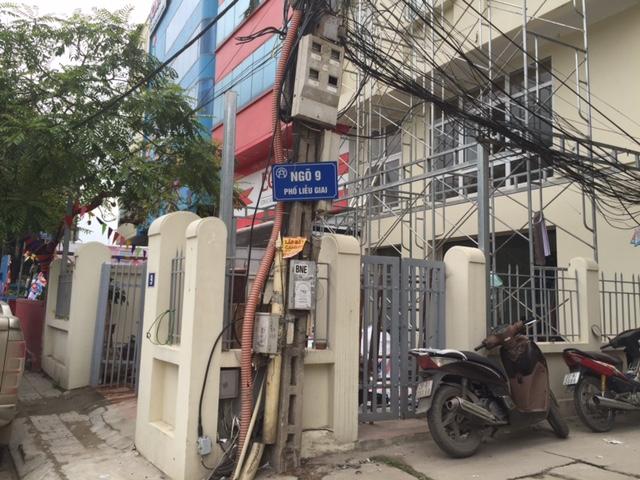 Hang loat nha tram ty dong 'an' het via he pho Lieu Giai hinh anh 1