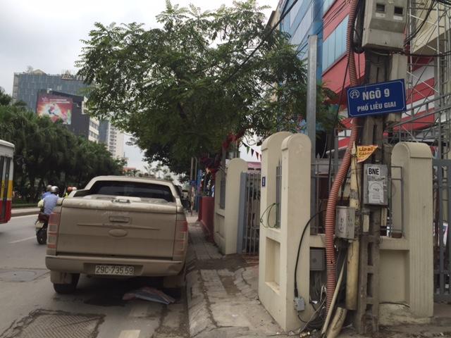 Hang loat nha tram ty dong 'an' het via he pho Lieu Giai hinh anh 2