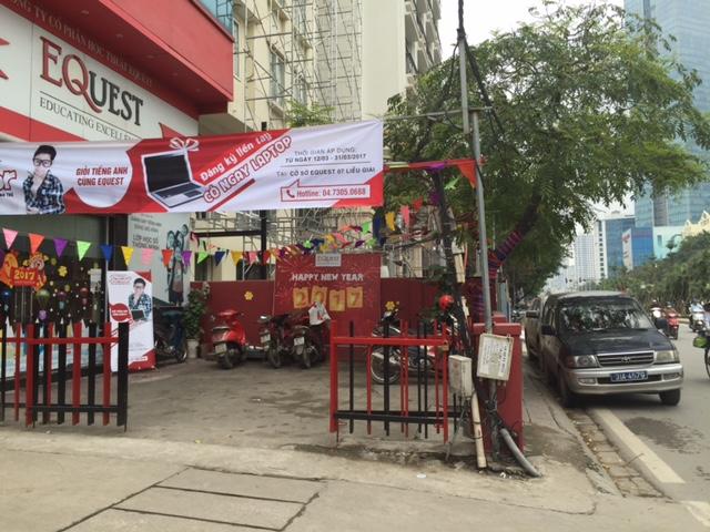 Hang loat nha tram ty dong 'an' het via he pho Lieu Giai hinh anh 5