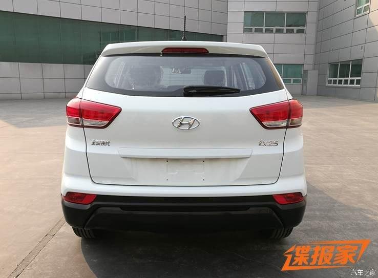 Hyundai Creta bi bat gap o Trung Quoc hinh anh 2