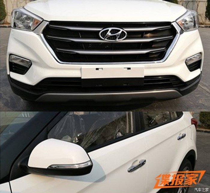 Hyundai Creta bi bat gap o Trung Quoc hinh anh 4