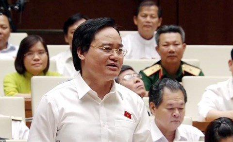 Bo bien che giao vien, Bo truong Bo GD-DT: 'Kho khan nhung khong the khong lam' hinh anh 1