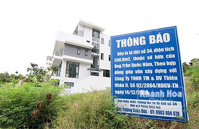Chu dau tu du an Ocean View Nha Trang co dau hieu bo tron hinh anh 1