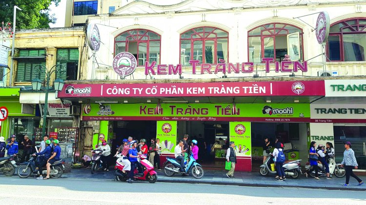 Mua kem Trang Tien, bao gio anh trai Ha Van Tham moi tra 500 ty dong cho OCH? hinh anh 1