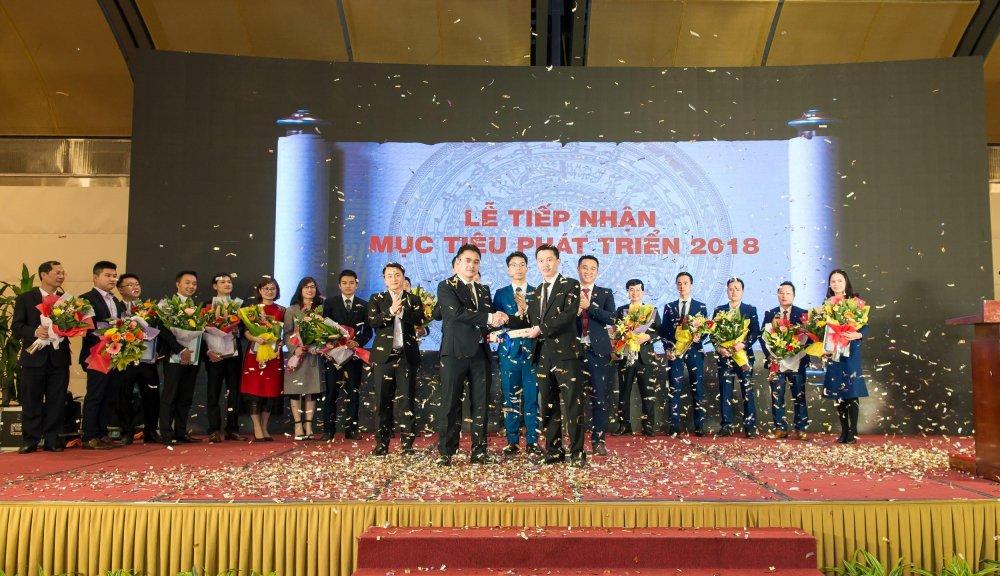 Nam 2018 Hai Phat Land xay He sinh thai BDS dong bo va khep kin dau tien tai Viet Nam hinh anh 1