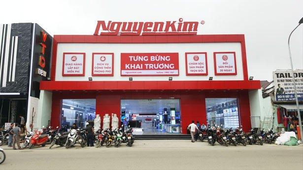 Sieu thi Nguyen Kim tron thue hon 100 ty dong, se bi xu phat the nao? hinh anh 1
