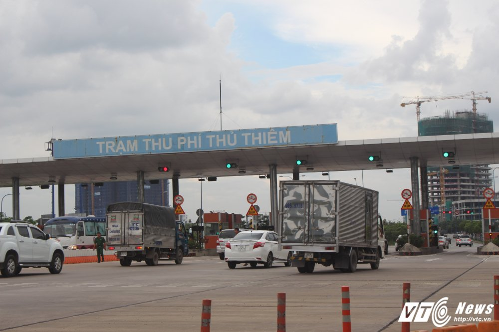 Tai sao tram thu phi Thu Thiem suot 5 nam van thu 0 dong? hinh anh 1