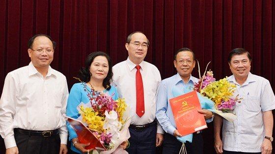 Ban To chuc, Ban Dan van Thanh uy TP.HCM co truong ban moi hinh anh 1