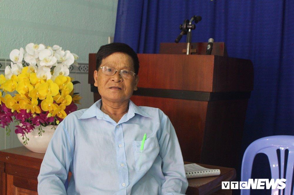 Muc su Hoi Thanh Duc Chua Troi chinh thong: 'Nuoc mau do cua Hoi Thanh Duc Chua Troi Me la bua ngai' hinh anh 2
