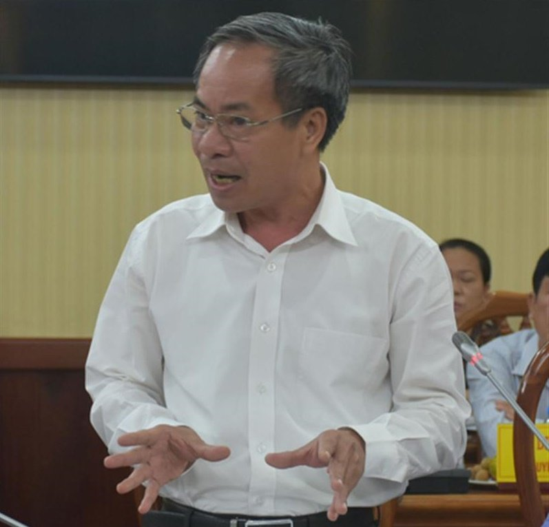 Chanh an toa Ba Ria - Vung Tau: Dinh chi tham phan xu Nguyen Khac Thuy vi ban an bi phan ung du doi hinh anh 1