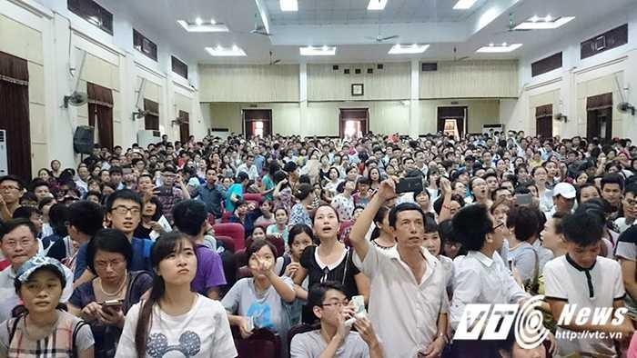 Bo truong Phung Xuan Nha: Khong de xay ra lon xon, gay buc xuc du luan khi xet tuyen hinh anh 1