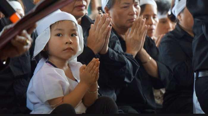 Do Nhat Nam lam tho tang con gai phi cong Tran Quang Khai dong den trai tim van nguoi hinh anh 1